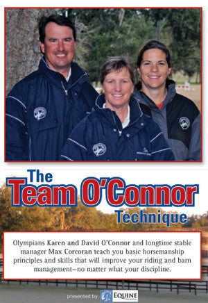 Team O'Connor DVD