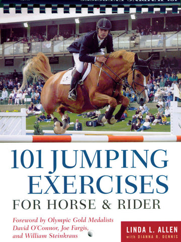 101 Jumping Exercises for Horse & Rider by Linda Allen