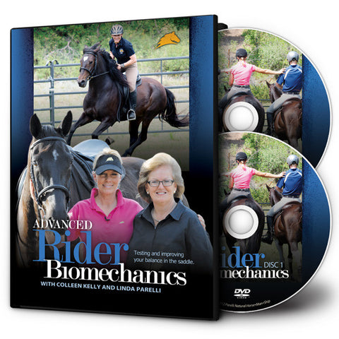 Advanced Rider Biomechanics with Colleen Kelly and Linda Parelli
