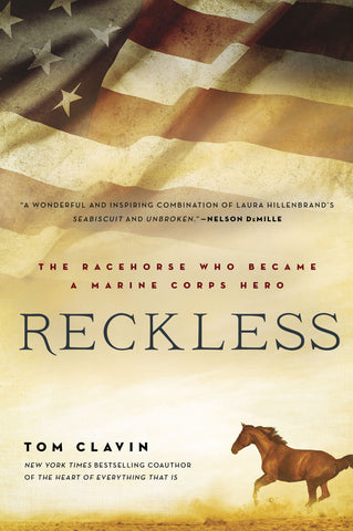 Reckless: The Racehorse Who Became A Marine Corps Hero