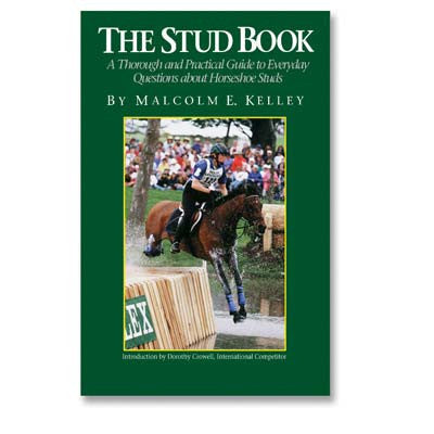 The Stud Book by Malcom Kelley