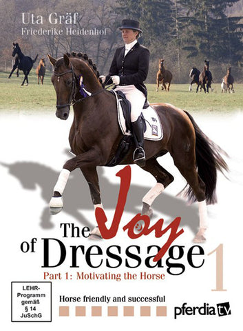 The Joy of Dressage: Part 1 Motivating the Dressage Horse by Uta Graf and Friederike Heidenhof