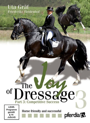 The Joy of Dressage: Part 3 Competitive Success by Uta Gräf and Friederike Heidenhof