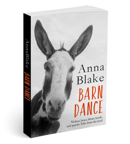 Barn Dance - Nickers, brays, bleats, howls, and quacks: Tales from the herd.