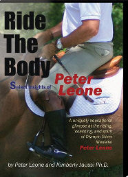 Ride the Body DVD by Peter Leone
