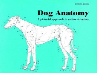 Dog Anatomy: A Pictorial Approach to Canine Structure by Peter Goody, BSC, PHD