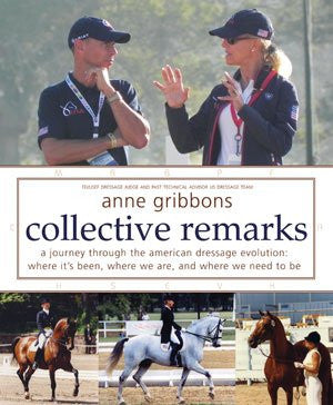 Collective Remarks by Anne Gribbons