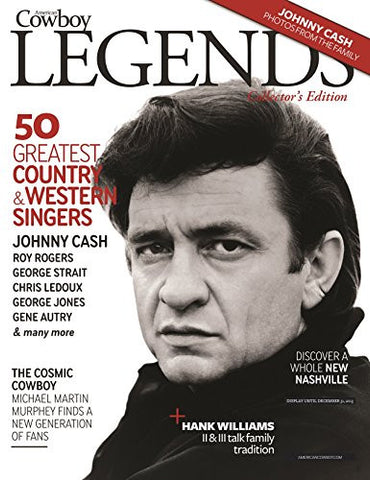 American Cowboy Legends: 50 Greatest Country & Western Singers