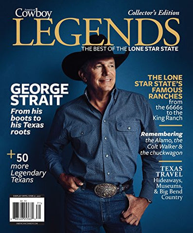 American Cowboy Legends: Best of the Lone Star State
