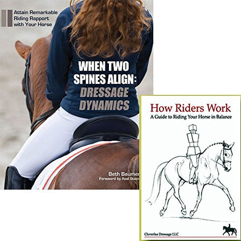 Set of When Two Spines Align and How Riders Work DVD