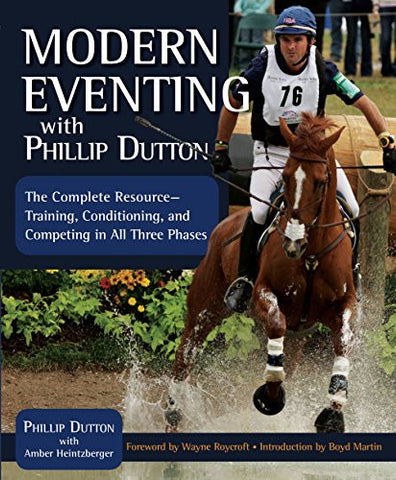 Modern Eventing with Phillip Dutton - Damaged - Signed!