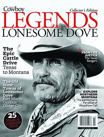 American Cowboy Legends: Lonesome Dove