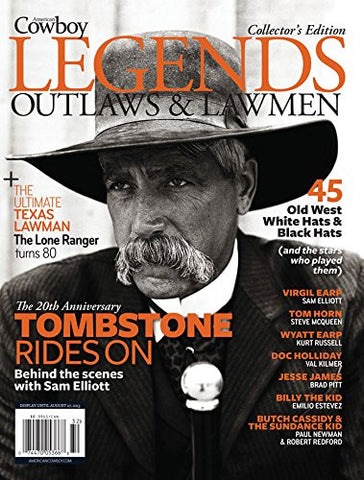 American Cowboy Legends: Outlaws and Lawmen