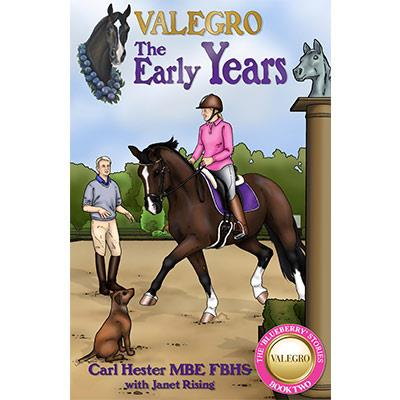 <strong>SIGNED COPIES!</strong> Valegro: The Early Years