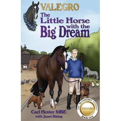 <strong>SIGNED COPIES!</strong> Valegro: The Little Horse with The Big Dream