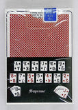 Old Bridge Company Supreme Jumbo Print Poker Size Playing Cards