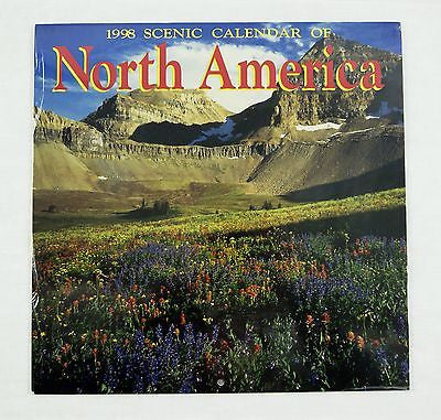 1998 2026 Scenic Calendar of North America