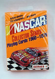 NASCAR Series 1 1960-1979 Collector Series Poker Playing Cards
