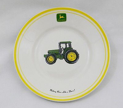 Vintage John Deere Nothing Runs Like A Deere Gibson Collector Plate