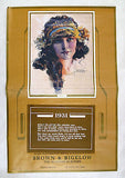 Vintage 1931 1981 2026 Rolf Armstrong Betty Pin Up Historical Date Calendar 1