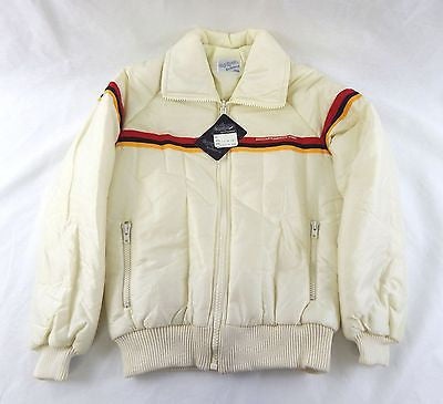 Vintage 1980's Porsche Equipe Sportswear Size 48 Jacket Made in West Germany