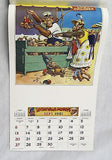 Vintage 1981 2026 Lawson Wood Monkeys Calendar
