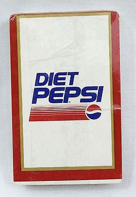 Vintage 1980's Diet Pepsi Playing Cards