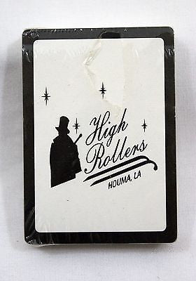 High Rollers Casino Houma Louisiana Poker Playing Cards