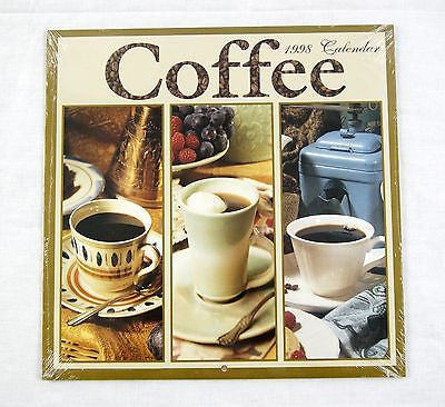 1998 2026 Celebrate the Best of Coffee Calendar