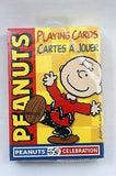 1999 Peanuts Charlie Brown 50th Anniversary Poker Playing Cards