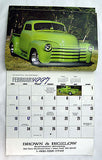 1997 2025 Street Muscle Classic Cars Hot Rods Appointment Calendar