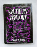 "Vintage Southern Comfort ""Take It Easy"" Playing Cards SEALED"