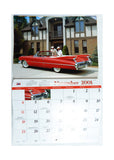 2001 2018 Automotive Classics 13 Month Appointment Calendar