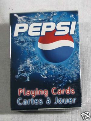 Hoyle Pepsi Poker Size Playing Cards Deck