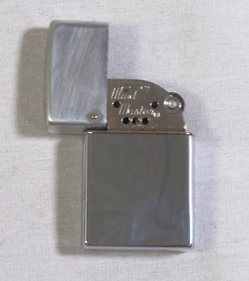 Vintage Early 1960's Chrome Wind Master Lighter