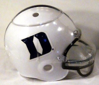 Duke Blue Devils Chip and Dip White Football Helmet