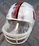 University of Miami Hurricanes Chip and Dip Football Helmet
