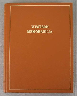 Vintage Western Memorabilia Collectibles of the Old West Book by William C. Ketchum