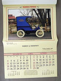 Vintage 1984 2040 Workhorses of Yesteryear Calendar