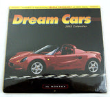 2002 2019 Dream Cars Luxury Sports Cars and Trivia 16 Month Calendar