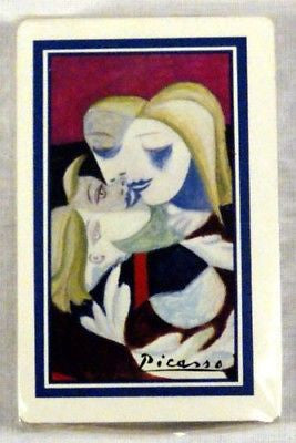 Vintage Pablo Picasso Playing Cards Deck 1