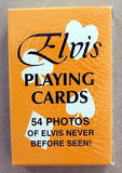 Vintage 1970's Elvis Presley Playing Cards 54 Images