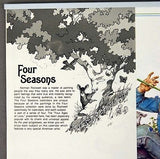 Vintage 1984 2040 Norman Rockwell Four Ages of Love Four Seasons Calendar