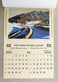 Vintage 1985 2019 Native American Artists Calendar