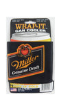 Vintage 1991 Miller Genuine Draft Wrap It Can Cooler Koozie