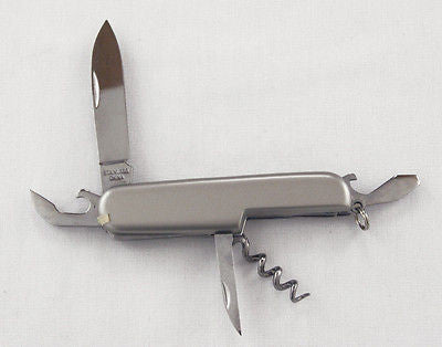 8 Function Multitool Multifunction Stainless Steel Knife