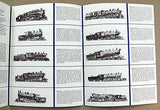 Vintage 1976 Great Northern Railway Steam Locomotives Trains Train Booklet
