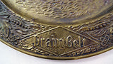 Vintage 1950's Grain Belt Beer Been A Long Time A-Brewing Metal Tray