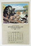 Vintage 1979 W.C. Bill Griffith Someone's Gotta Give Calendar Print