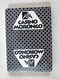 Casino Morongo Poker Size Blue Playing Cards